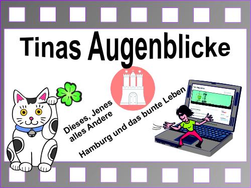 Bloggen auf Tinabhh.de