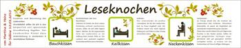 LK-Banderole, das Bild