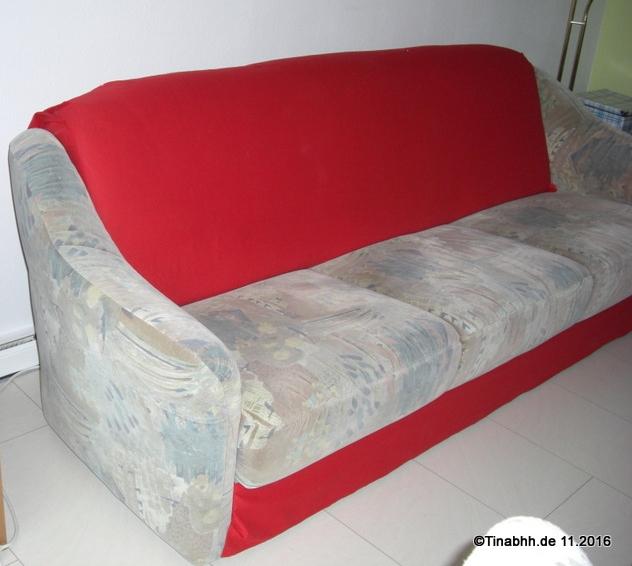 Sofa Abbildung des 1. Teils