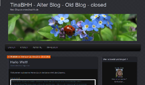 Alter Blog