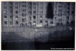 Blick aus dem Zippelhaus zum Freihafen 60er Jahre (Pap153d)