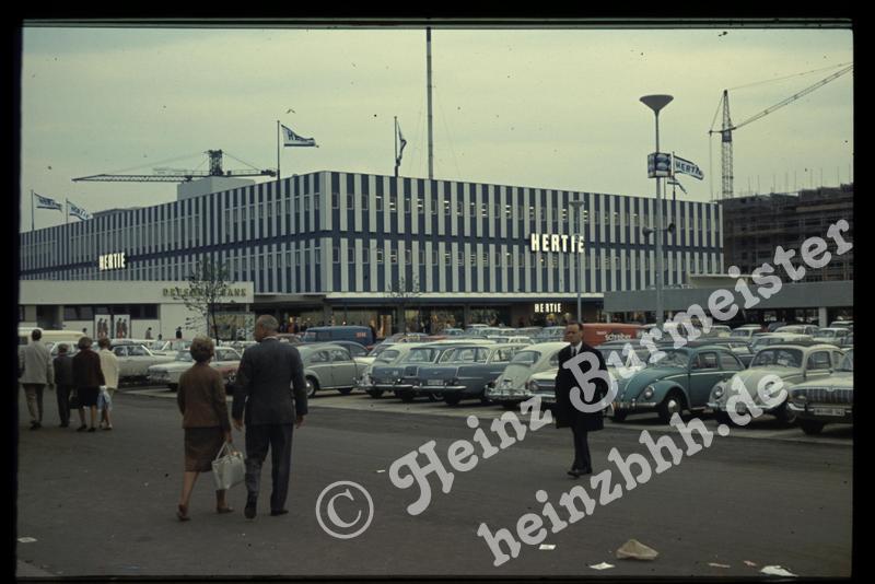 EEZ Westlicher Parkplatz Blick auf Quelle 60er Jahre (0814)
