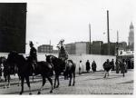 Veranstaltung in der Innenstadt 60er Jahre(Pap179)