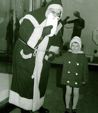 Weihnachtsmann 1960