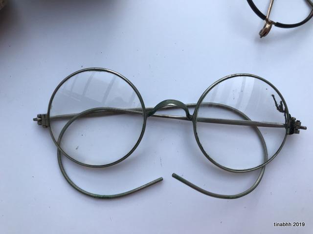 Die Brille meiner Urgroßmutter