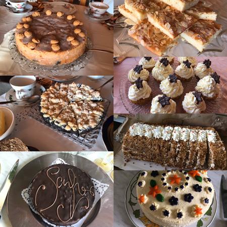 Kuchenschlacht bei Karin